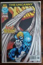 Uncanny X-Men #331, 332,333, 334, 335,336, 337, 338, 339, 340 Marvel Comics 1996