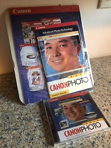 Canon Photo Gold Software