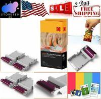 KODAK ALL-IN-ONE CARTRIDGE PAPER Mini 2 Photo Printer Mini Camera 20 PACK