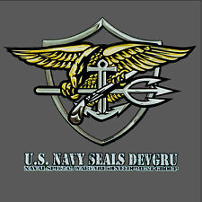 * US Navy Seals T-Shirt Special Forces Army marines Elitetruppe Emblem *3038