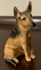 Vintage Mini Royal Doulton Alsatian German Shepherd Dog Figurine K13 Bone China