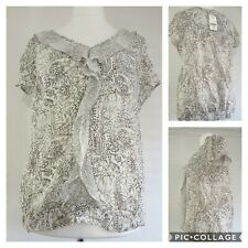 Next Blouse size 16 bnwt (H1)