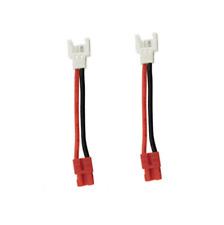 2 Stück 2Pin Stecker Walkera Molex Lipo Akku auf Syma X5HC X5HW Adapter 10cm RC
