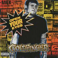 Goldfinger - Open Your Eyes (2002) CD NEW