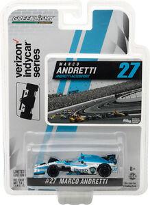GREENLIGHT  2017 #27 Marco Andretti - UFD Diecast Model Car 1:64 Diecast 10788