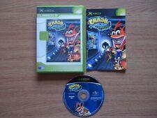 Crash Bandicoot The Wrath Of Cortex (Works on Xbox 360 PLEASE CHECK DESCRIPTION)
