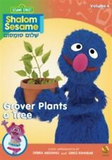Shalom Sesame Volume 4 Grover Plants a Tree 0737138132418 DVD Region 1