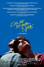 """004 Call Me By Your Name - Romance 2017 USA Movie 24""""x36"""" Poster"""