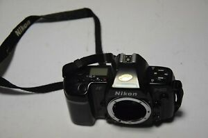 Nikon F801 Gehäuse