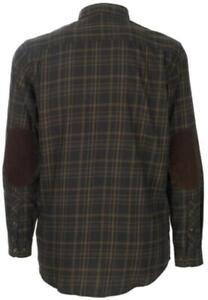 Seeland Range shirt - Meteorite check