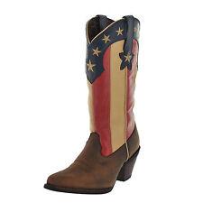 Durango Crush Women's Stars and Stripes Boot DRD0060 8