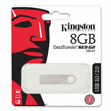 Kingston 8GB DataTraveler SE9 G2 USB 3.0 Flash Pen Drive Memory Stick Key Thumb