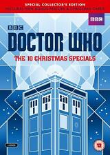 Doctor Who 10 Christmas Special DVD Box set R4 New Sealed