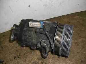 Alfa Romeo 159 939 2,4 JTDM Klimakompressor mit Kupplung 60693332