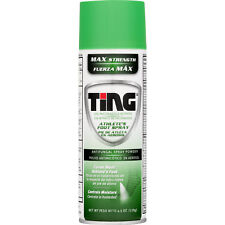 Ting Athlete's Foot & Jock Itch Anti-Fungal Spray Powder - 4.5 Oz