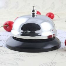 Restaurant Hotel Kitchen Service Steel Bell Ring Reception Desk Call Ringer AU