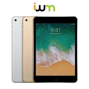 Apple iPad Mini 4 16GB 32GB 64GB 128GB Unlocked WiFi Excellent