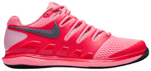 Nike Court Air Zoom Vapor X Tennis Women's Size 9.5 AA8027-604 Pink Red NEW