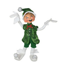 Annalee Dolls 2021 Christmas 9in Evergreen Elf Plush New with Tag