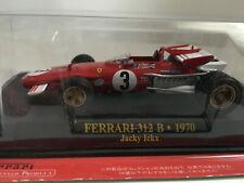 Ferrari 312 B 1970 Jacky Ickx F1 1/43 Neuf sous blister
