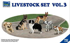 Riich Models RV35021 1/35 Livestock Set Vol.3