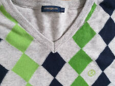 HENRY LLOYD men's jumper/pullover wool&cashmere size L