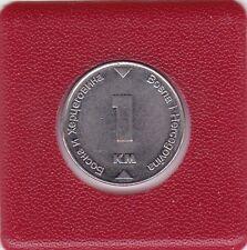 1 Konvertible Mark Bosnien Herzegowina 2007 Marka Bosnia Herzegovina