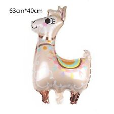 Foil BALLOON Llama Party Balloon Animals Kids Birthday Decoration Birthday Alpac