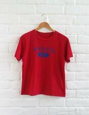 Polo Ralph Lauren Red Short Sleeve Boy's Girl's Unisex Tee Shirt XXL