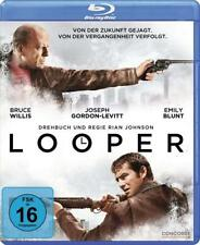 Looper Blu-ray Thriller Bruce Willis Emily Blunt gebraucht sehr gut