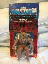 MOTU, He-Man, 8-back, Masters of the Universe, MOC, sealed figure, vintage, MOSC