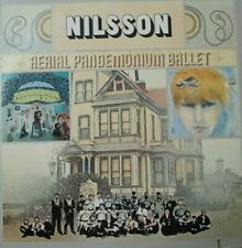 NILSSON - AERIAL PANDEMONIUM BALLET - LP (DYNOFLEX)