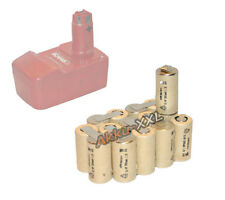 Batterie adapté Kress 180 AP APE 18v 2.0ah NiMH à réaliser soi-même