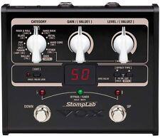 NEW VOX STOMPLAB IG Modeling  Guitar Effect Processor Pedal