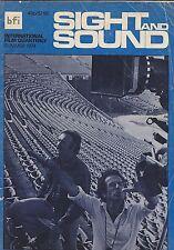 SUMMER 1974 SIGHT AND SOUND movie magazine - GENE HACKMAN - THE DARK TOWER