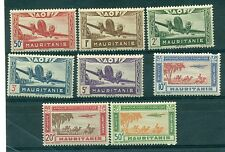 AEREI - PLANES GUINEA (French Colony) 1942 Common Stamps
