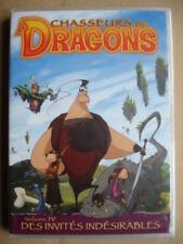 DVD Chasseurs de dragons : Volume 4 (Neuf)