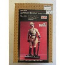 Testors Model Master Japanese Soldier