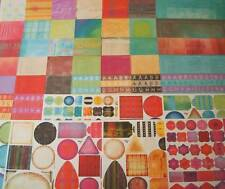 """80 sheet 12""""x12"""" Scrapbook Papers + 230 embellishments. Assorted colours"""