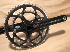 FSA SL-K Carbon Crankset+BB, 172.5, rings 39/53, MEGA EXO BB English threads NOS