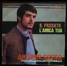 Antonio Cocco-Il Passato/L'Amica Tua 45 giri Mint/NM 1967 Rare