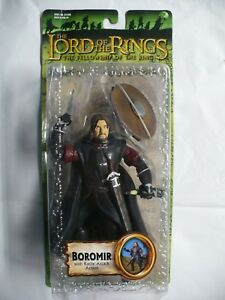 "Lord of the Rings  'Boromir'  6"" action figure by ToyBiz"