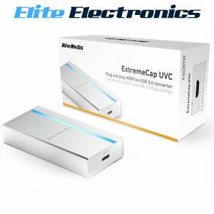 AVerMedia BU110 Ultra Mobile Broadcasting & Capture USB 3.0 Streaming