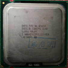 Intel Core 2 Quad Q9650 3Ghz Lga 775 12Bm/1333Mhz Cpu Processor Us Stock