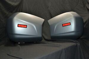 BMW S1000 XR Luggage Cases