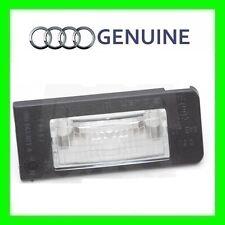 NEW Genuine OEM License Plate Light With Bulb Left AUDI TT Mk1 1998-2006