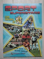 PANINI SPORT SUPERSTARS//EURO Football 82 choisir les autocollants que vous avez besoin *