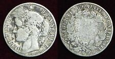 FRANCE 50 centimes 1895A silver