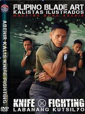 Knife Fighting DVD with Maestro Bong Abenir