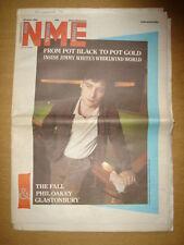 NME 1985 JUN 29 JIMMY WHITE FALL MARK SMITH PHIL OAKLEY